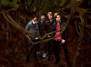 Christian Band: After Edmund Wallpaper