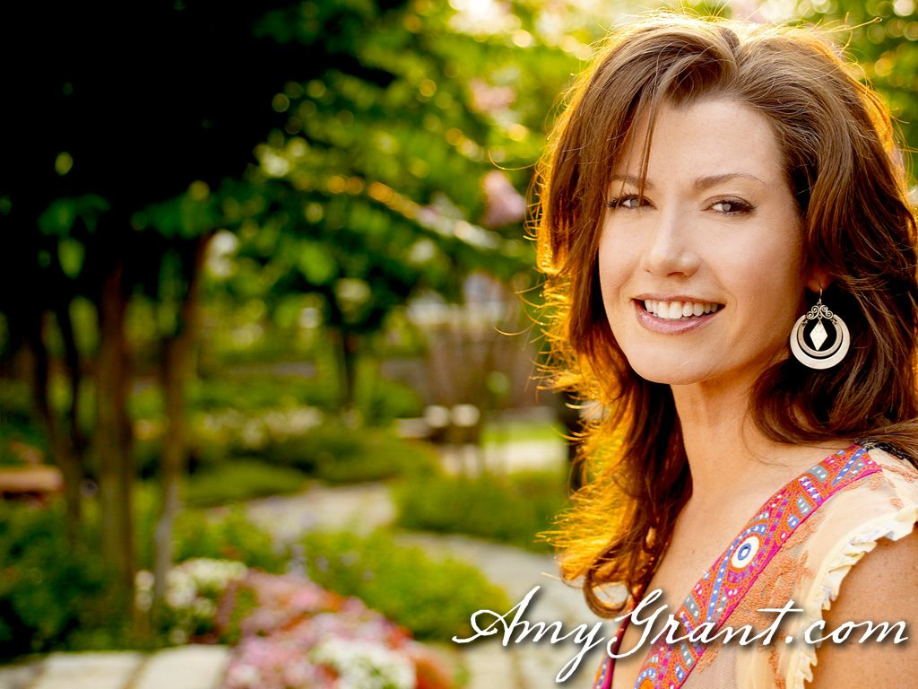Christian Singer: Amy Grant On Garden christian wallpaper free download. Use on PC, Mac, Android, iPhone or any device you like.