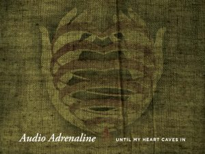 Christian Band: Audio Adrenaline Heart Logo Wallpaper
