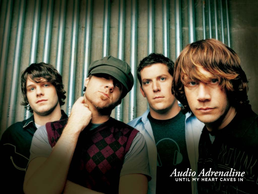 Christian Band: Audio Adrenaline Members christian wallpaper free download. Use on PC, Mac, Android, iPhone or any device you like.