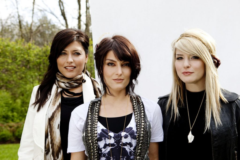Christian Band: Barlow Girl Trio christian wallpaper free download. Use on PC, Mac, Android, iPhone or any device you like.