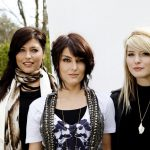 Christian Band: Barlow Girl Trio Wallpaper Christian Background