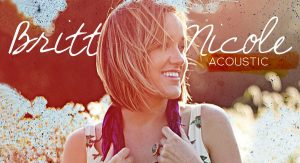 Britt Nicole – Acoustic Singer Wallpaper