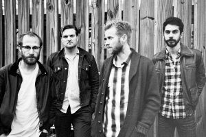 Christian Band: Cold War Kids Black And White Wallpaper