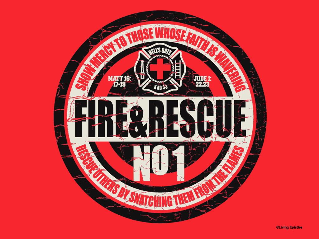 Christian graphic fire and rescue wallpaper christian wallpapers christian graphic fire and rescue christian wallpaper free download use on pc mac voltagebd Images