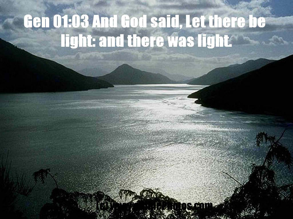 Genesis 1:3 – There Was Light christian wallpaper free download. Use on PC, Mac, Android, iPhone or any device you like.