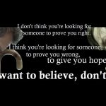 Christian Quote: Believe Wallpaper Christian Background
