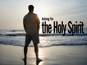 Christian Photography: Asking Holy Spirit on Shore Wallpaper