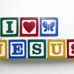Christian Graphic: I Love Jesus Wallpaper Christian Background