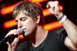 Jeremy Camp Live at Concert Wallpaper