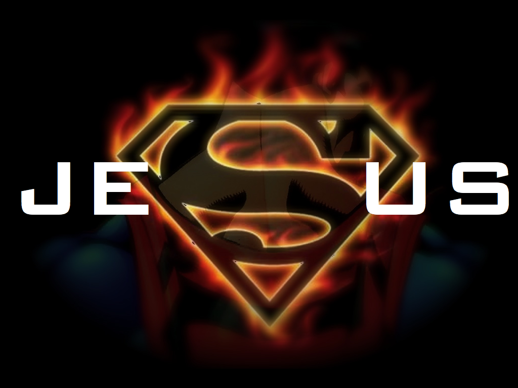 Christian Graphic: Super Hero christian wallpaper free download. Use on PC, Mac, Android, iPhone or any device you like.