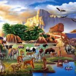 Bible Tale: Noah's Ark Wallpaper Christian Background