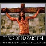 Christian Graphic: Jesus of Nazareth Wallpaper Christian Background
