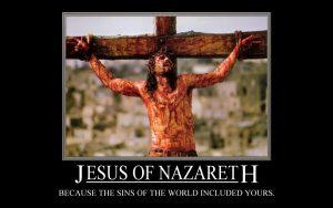 Christian Graphic: Jesus of Nazareth Wallpaper
