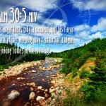Psalm 30:5 – Morning Rejoices Wallpaper Christian Background