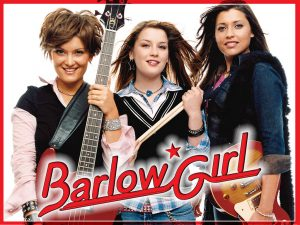 Christian Band: Barlow Girl Album Cover Wallpaper