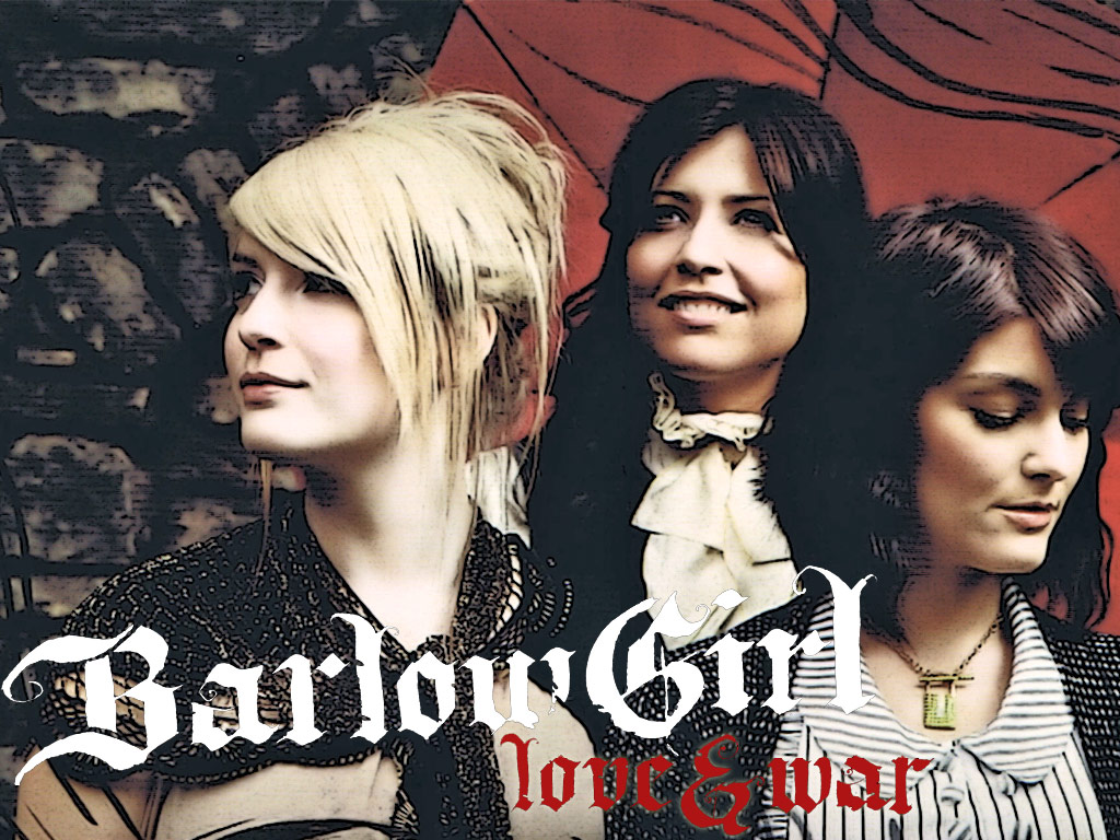 Christian Band: Barlow Girl Album Art christian wallpaper free download. Use on PC, Mac, Android, iPhone or any device you like.