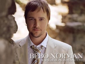 Christian Singer: Bebo Norman Wallpaper