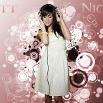 Christian Singer: Britt Nicole On Headsets Wallpaper Christian Background