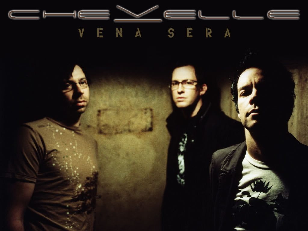 Christian Band: Chevelle Vena Sera christian wallpaper free download. Use on PC, Mac, Android, iPhone or any device you like.