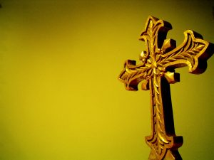 Christian Graphic: Cross Wallpaper