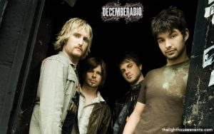 Christian Band: Decemberadio Wallpaper