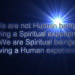 Christian Quote: Experience Wallpaper Christian Background
