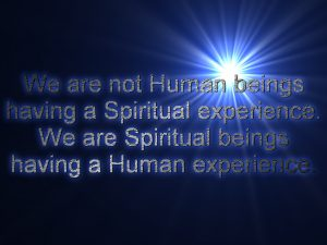 Christian Quote: Experience Wallpaper