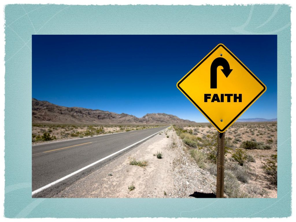 Faith Road-sign christian wallpaper free download. Use on PC, Mac, Android, iPhone or any device you like.