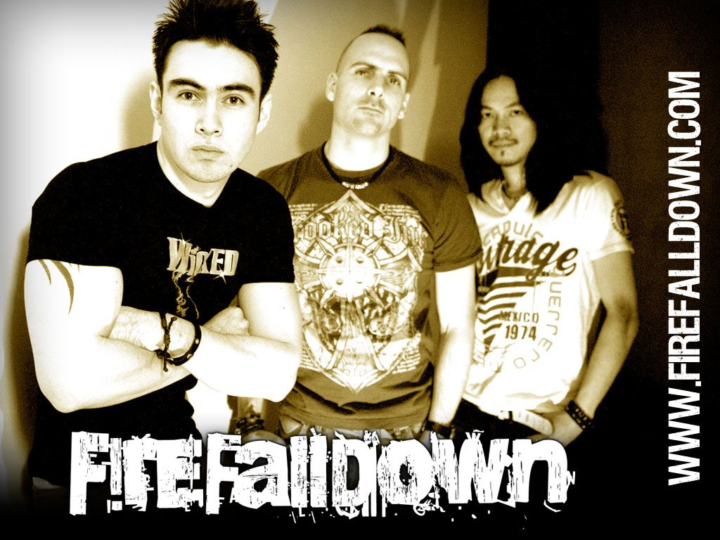 Christian Band: FireFallDown christian wallpaper free download. Use on PC, Mac, Android, iPhone or any device you like.