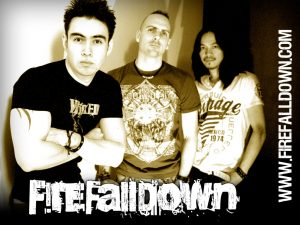 Christian Band: FireFallDown Wallpaper