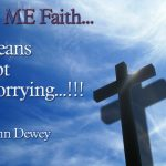 John Dewey – Faith Wallpaper Christian Background