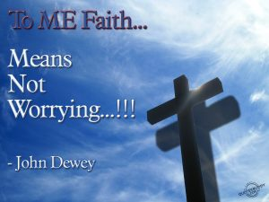 John Dewey – Faith Wallpaper