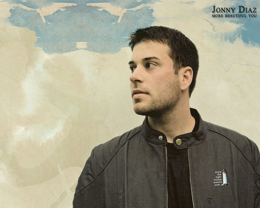 Christian Singer: Jonny Diaz christian wallpaper free download. Use on PC, Mac, Android, iPhone or any device you like.