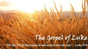 Luke 19:10 – Son of Man Wallpaper