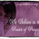 Power Of Prayer Wallpaper Christian Background