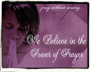 Power Of Prayer Wallpaper