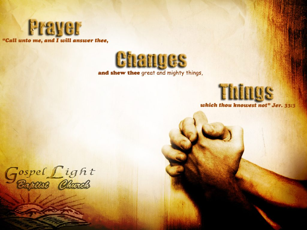 Prayer Changes Things christian wallpaper free download. Use on PC, Mac, Android, iPhone or any device you like.