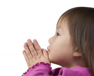 Christian Photography: Baby Praying Wallpaper