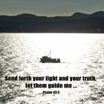Psalm 43:3 – Send Forth Your Light And Your Truth Wallpaper Christian Background