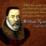 Christian Quote: William Tyndale Wallpaper Christian Background