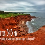 1 Peter 3:13 – No Harm Wallpaper Christian Background