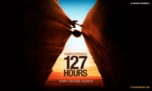 Christian Movie: 127 Hours Official Movie Cover Wallpaper