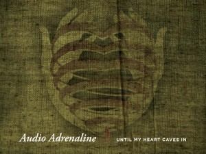 Christian Band: Audio Adrenaline Full Album Art Wallpaper
