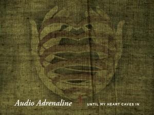 Christian Band: Audio Adrenaline Full Album Art Wallpaper