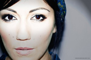 Christian Singer: Charmaine Pretty Face Wallpaper