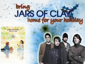 Christian Band: Jars Of Clay Holiday Special Wallpaper