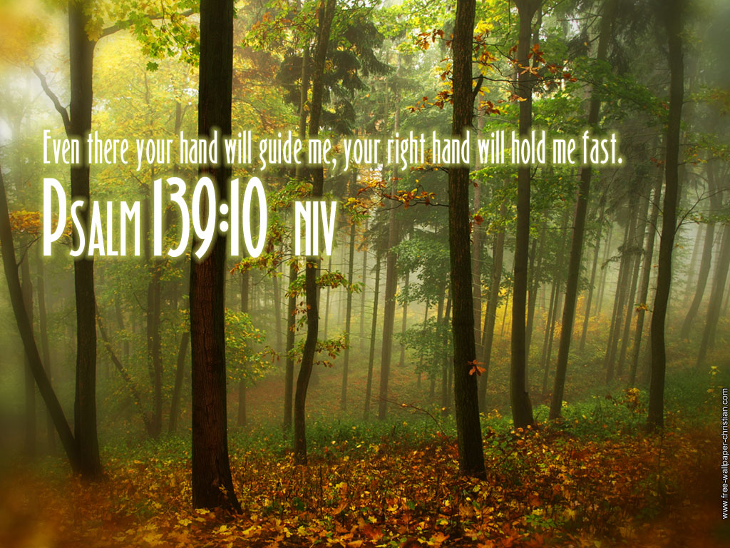 Psalm 139:10 – Hold Me Fast christian wallpaper free download. Use on PC, Mac, Android, iPhone or any device you like.