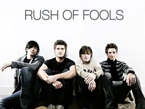 Christian Band: Rush Of Fools Members Wallpaper