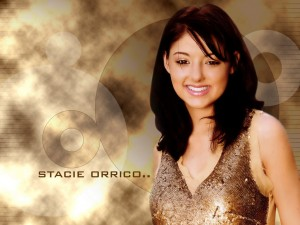 Christian Singer: Stacie Orrico Beautiful Smile Wallpaper